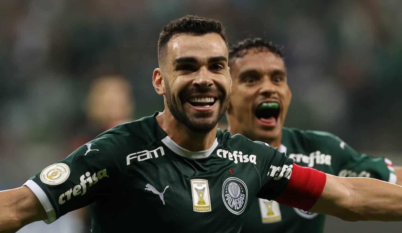 Compare o 1º turno do Palmeiras no Brasileirão 2019 com os anos anteriores
