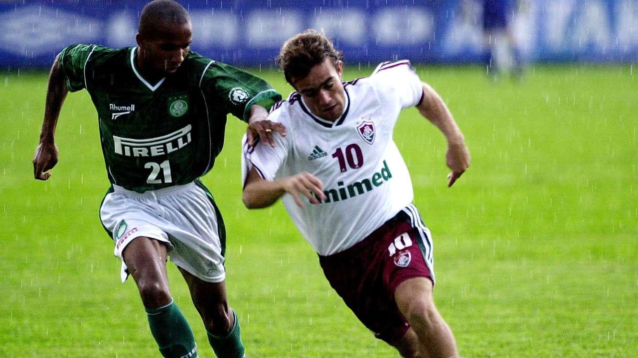 Lembrança: Palmeiras x Fluminense   Rio – SP 2002
