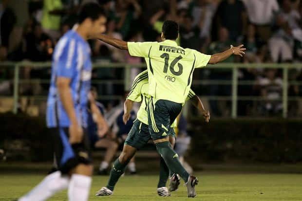 Lembrança: Palmeiras x Grêmio | 06/10/2007