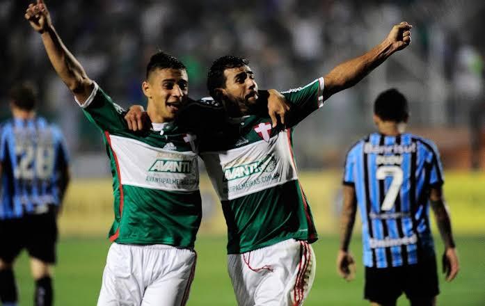 Quando a base salvou o Palmeiras