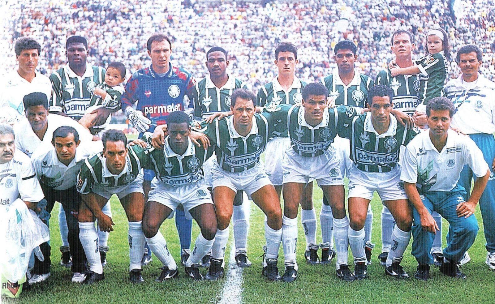 Campeonato Brasileiro 94: quando o Palmeiras me deu um título de aniversário
