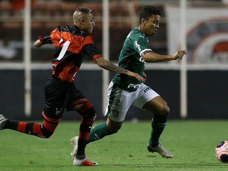 Ituano x Palmeiras – Campeonato Paulista 2020 – Primeira Fase
