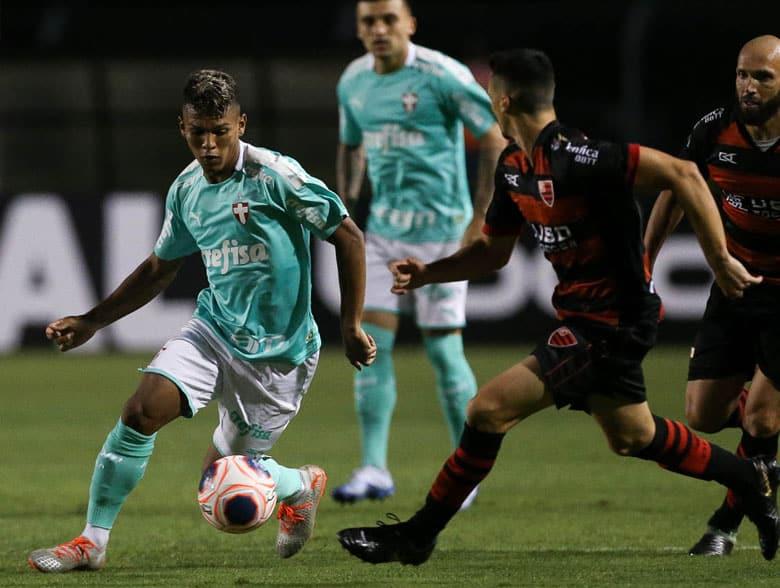 Palmeiras x Oeste – Campeonato Paulista 2020 – Primeira Fase