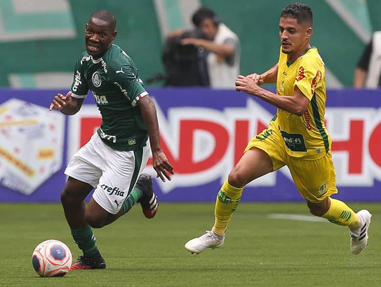 Palmeiras x Mirassol – Campeonato Paulista 2020 – Primeira Fase