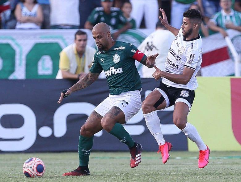 Inter de Limeira x Palmeiras – Campeonato Paulista 2020 – Primeira Fase