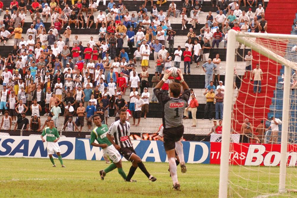 2005: o Inter de Limeira x Palmeiras que não decidiu campeonato, mas esbanjou emoção