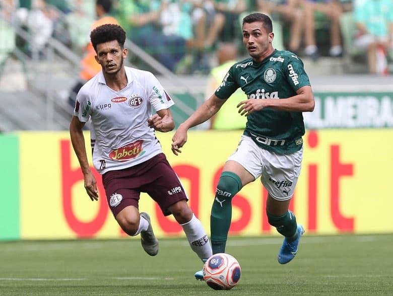 Palmeiras x Ferroviária – Campeonato Paulista 2020 – Primeira Fase