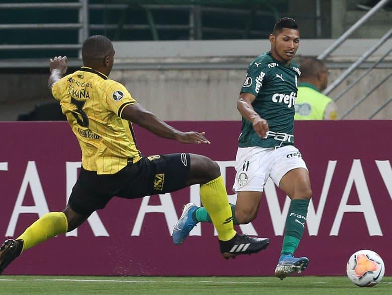 Palmeiras x Guaraní – PAR – Libertadores 2020 – Fase de Grupos