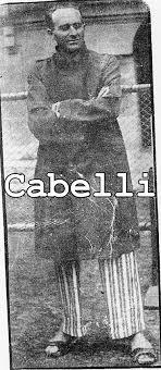 Cabelli no comando do Palestra Itália.
